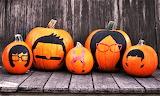#Bob's Burgers Pumpkins