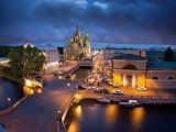 Saint Petersburg Street Scene