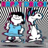 Peanuts do a happy dance