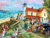 New England Seaside