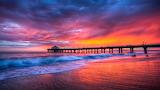 Weather-sunset