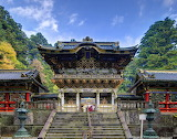 Nikko Tosho-gu Shrine, Japan