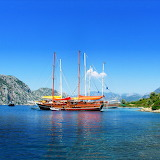 Sailboats, Turkey...
