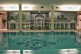 Mariánské Lázně, Esplanade Hotel, swimming pool, CZ