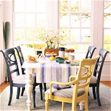 #Beach Cottage Dining Room