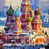 ♥ St. Basil's Cathedral, Moscow...