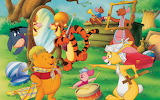 Hundred Acre Wood Dress Up