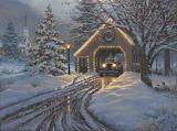 ^ Christmas Crossing ~ Mark Keathley