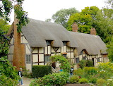 English: Anne Hathaway's Cottage at Shottery, near Stratford-upo