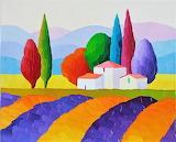 landscape by Sveta Esser