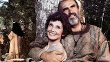 Audrey Hepburn & Sean Connery, Movie Robin & Marian.1976.