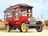 1929 Ford Model AA Popcorn Truck by Cretors
