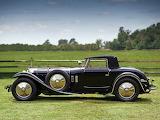 1928 Mercedes Benz Torpedo Roadster