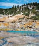Lassen Volcanic National Park - Californie