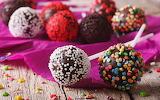 Assorted chocolate cakepops-shutterstock