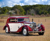 An Old Bentley