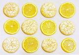 Rotate the lemon cookies @ The Little Vegan