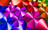 Colours-colorful-rainbow-shamrocks-abstract
