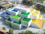 Lego house colors