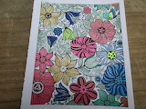 For Nora11 Blue Bird colored by dankenstyne adult coloring book