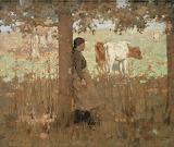 George Henry, Noon, 1885