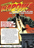 Kapow Exhibition at The Cooper Gallery, Barnsley