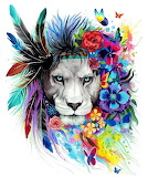 King of the lions by Pixiecold