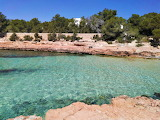 Cala Gracio Ibiza, Balearics, Spain