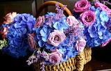 #Beautiful Flower Basket