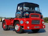 Leyland Super Comet Truck