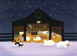 Merry Christmas from Equinox Farm