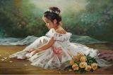 Ballerina - recital over