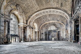 Michigan Central Station, in Detroit