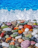 Crete, Triopetra beach