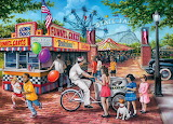 Dan Hatala Childhood Dreams 'Summer Carnival'