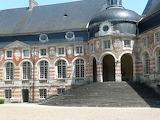 Chateau de Saint Fargeau - France