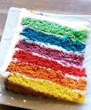 Sliced rainbow @  De Drie Graefjes