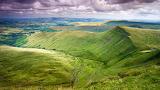 Cribyn, Brecon Beacons National Park,Wales