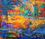 Peces del agua, F. Murillo