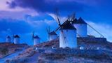 Quixote Windmills, Consuegra, Toledo