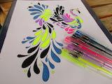 for kizzie4 majestic bird colored by dankenstyne