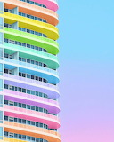 Rainbow Flats