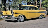 1957 CHEVROLET BEL AIR CUSTOM