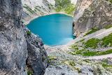Blue Lake - Imotski, Croatia