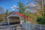 Ashuelot Covered Bridge, Winchester, NH
