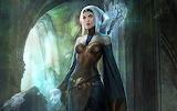 Fantasy Elf Warrior Wallpaper