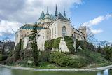 ^ Bojnice Castle, Slovakia