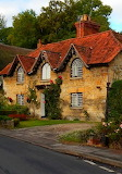 Britain cottage