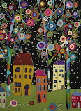 Dotted Night - Karla Gerard