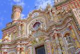 Temple Of San Francisco Acatepec XII